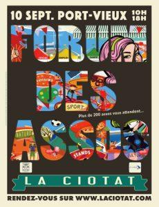 Forum La Ciotat 10 sept