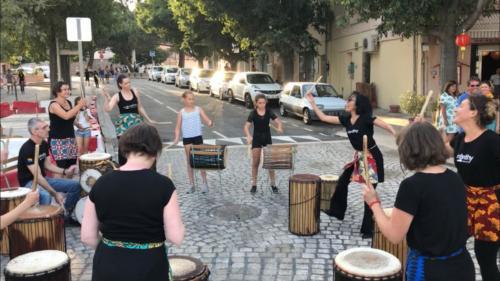 Percussions / Danse / Dundun danse Enfants et ados pour