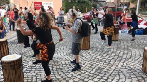 Dundun danse